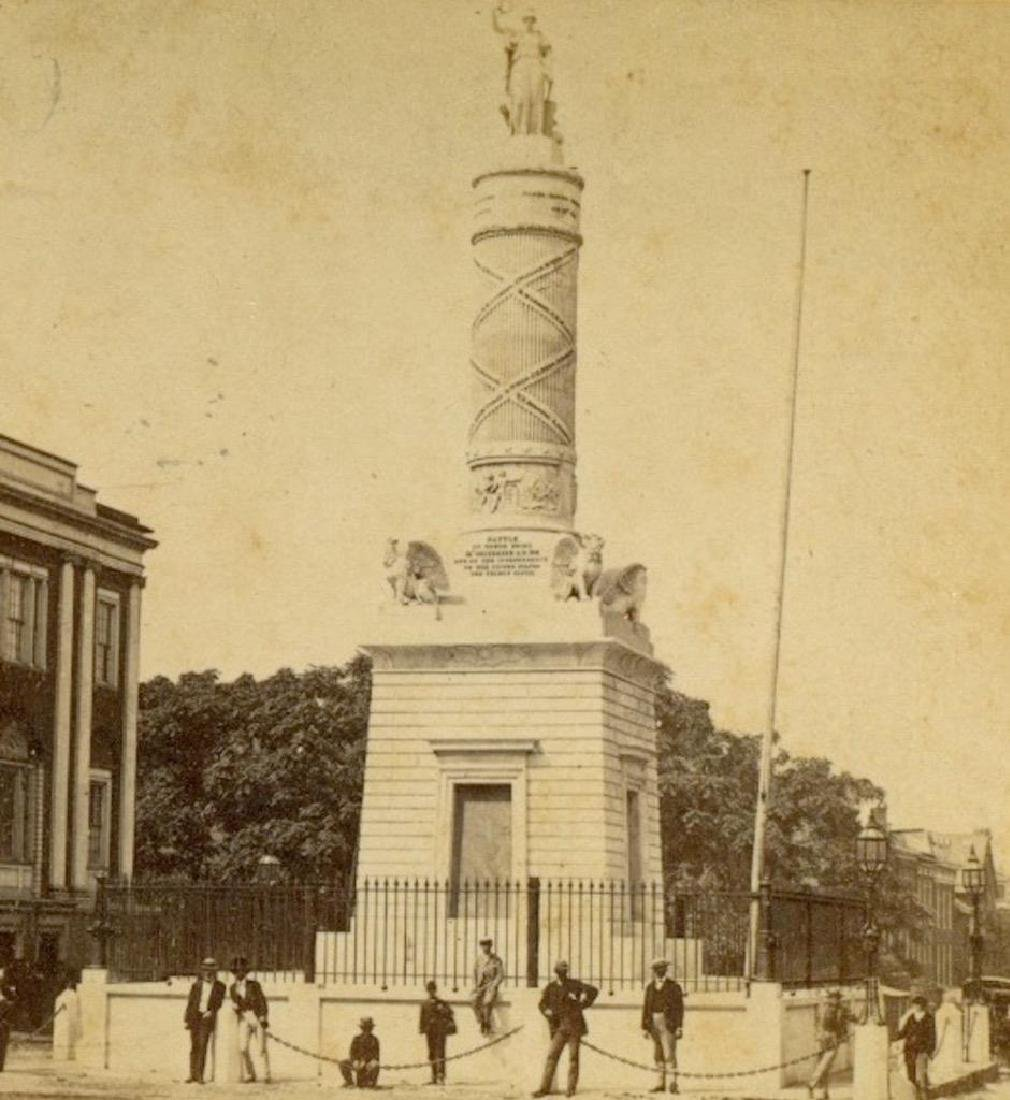 1880 Battle Monument Monument Square Baltimore Maryland