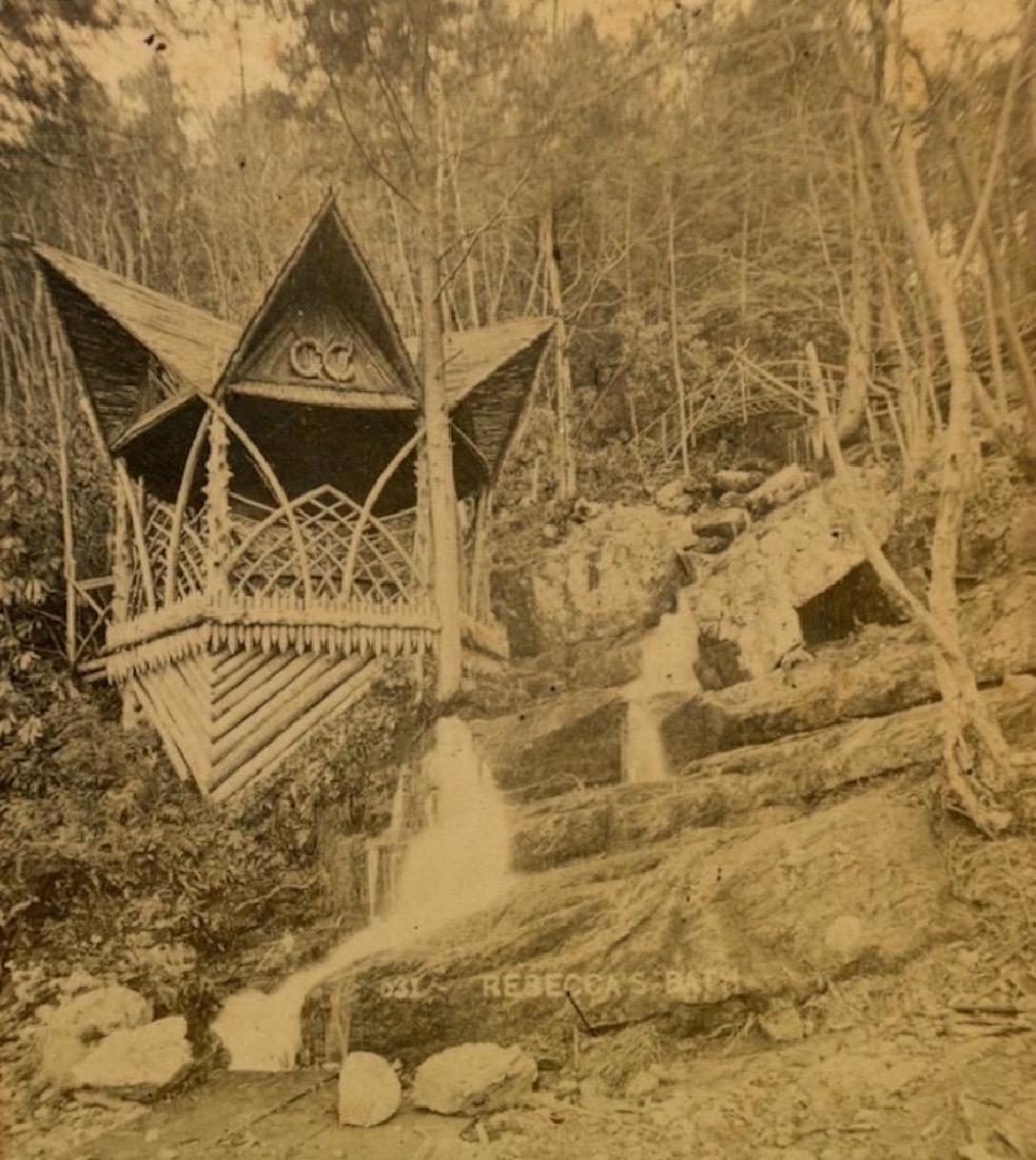 1880 Rebecca Bath Delaware Water Gap Pennsylvania
