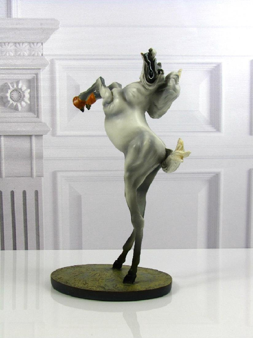 After Salvador Dali: The Petition of St Antonius Horse