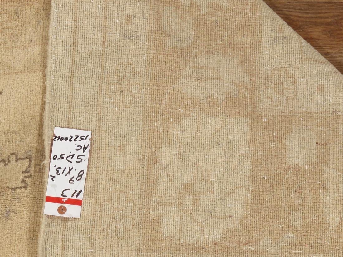 Vintage Oushak Area Rug 8.7x13.2 - 7