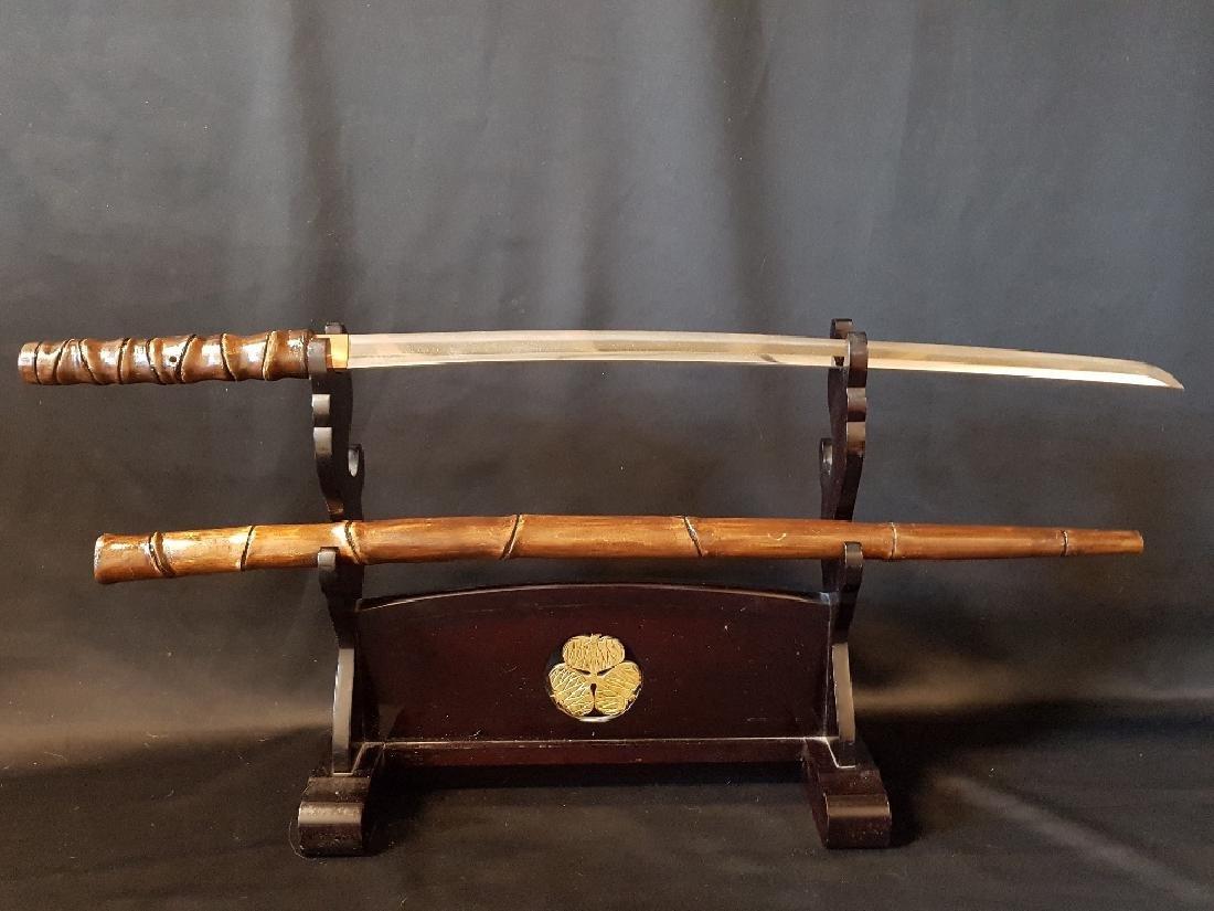 Antique Japanese Kiyoshi Osafune Nihonto Katana, 1690