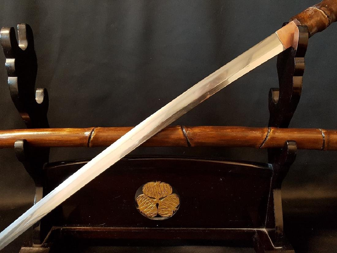 Antique Japanese Kiyoshi Osafune Nihonto Katana, 1690 - 6
