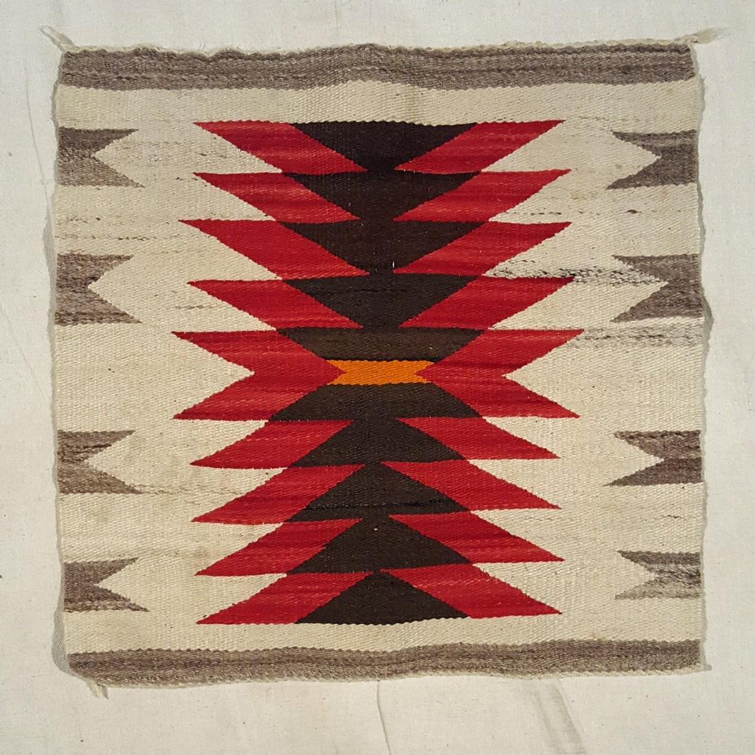 Navajo Ganado Throw Circa 1940's