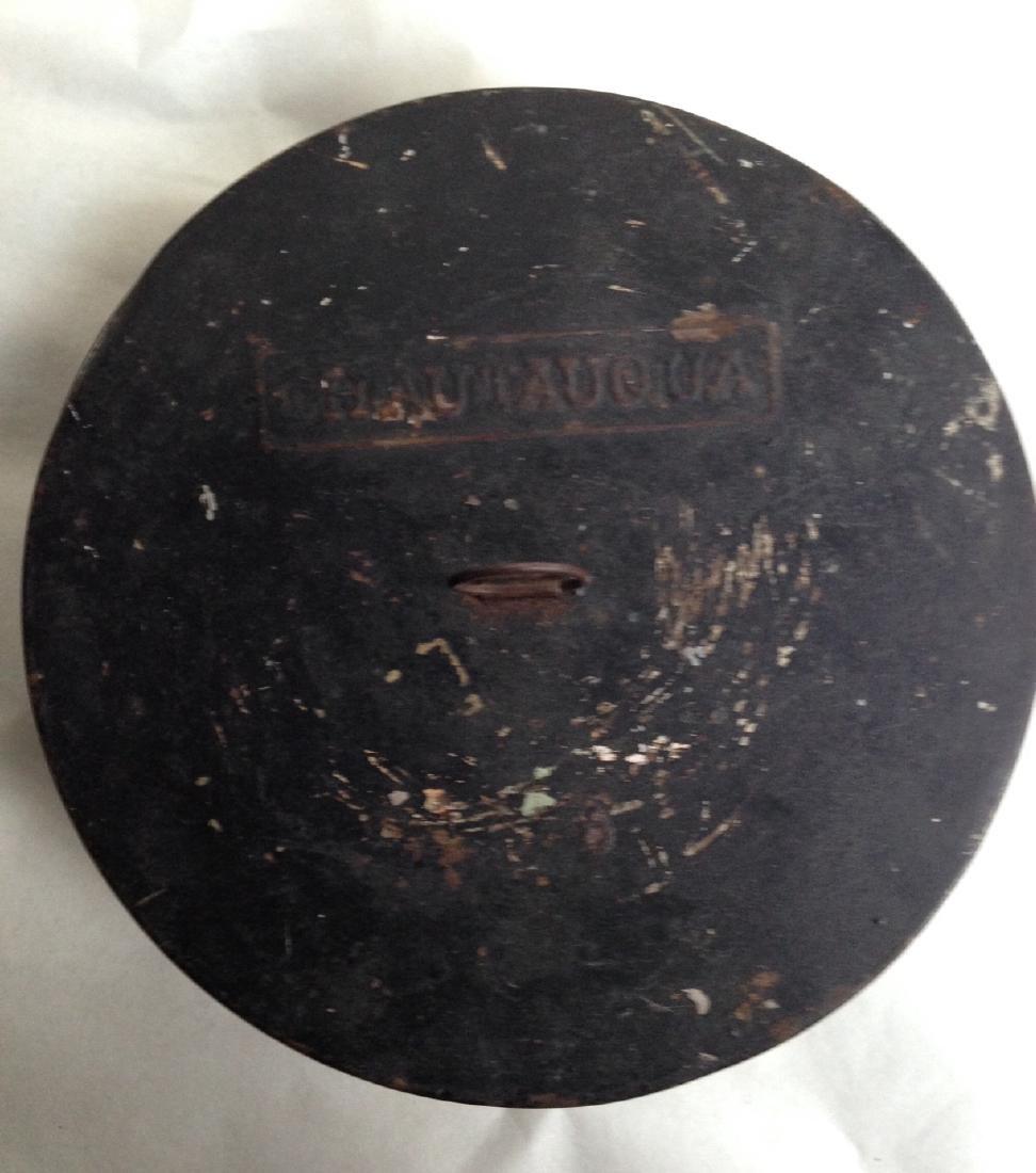 19th Century Tin Spice Set - 4