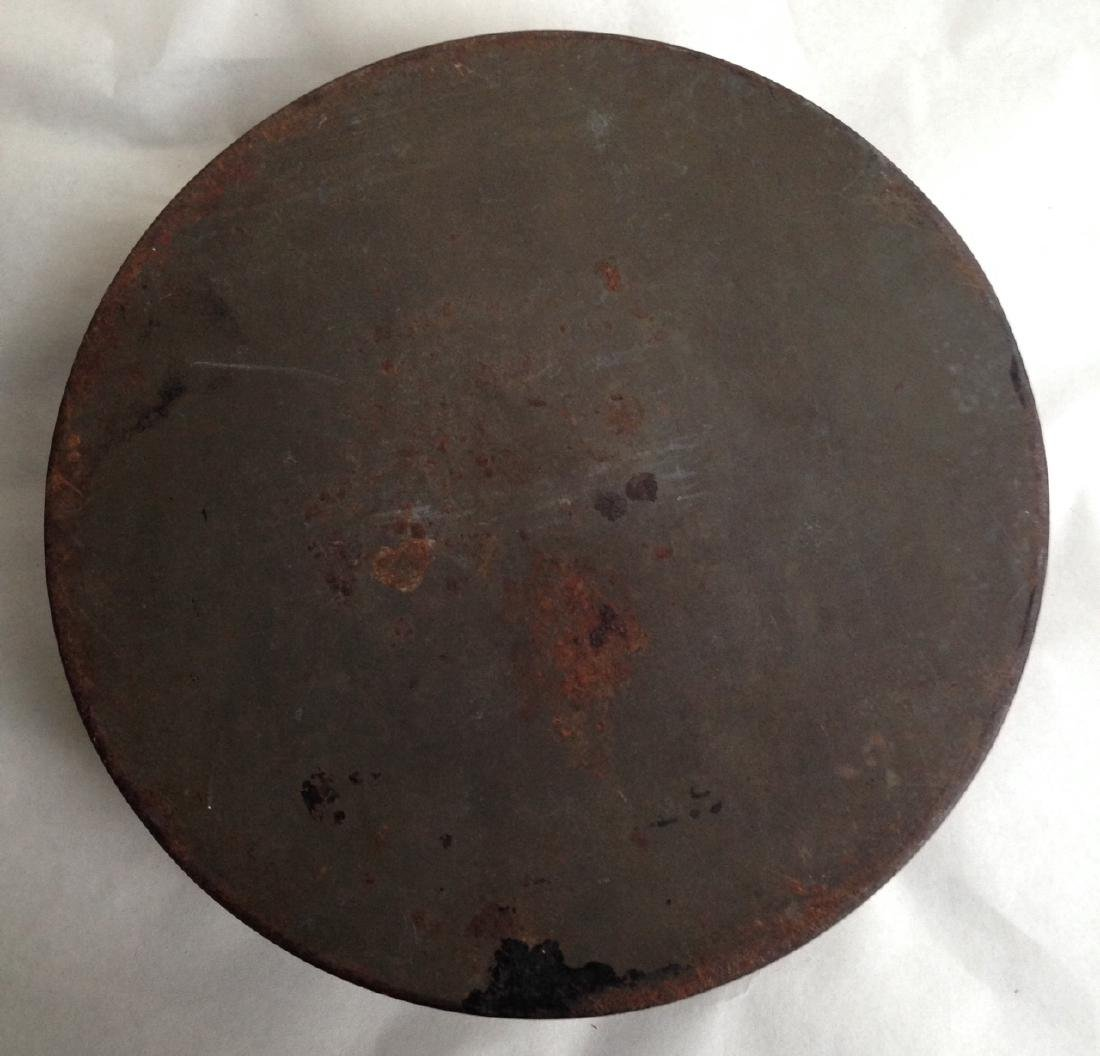 19th Century Tin Spice Set - 6