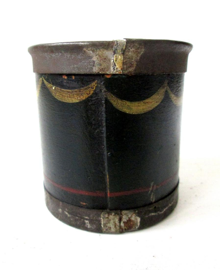 Early Decorated Spice Box - 5