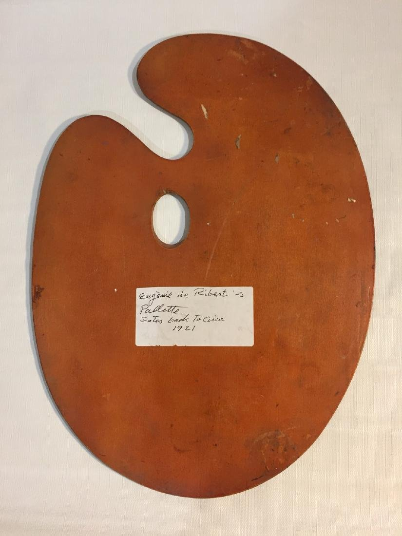 1921 Eugenie de Ribert's Palette - 2
