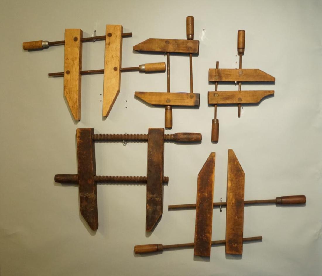 Wood Carpenter Hardware Vise Clamps