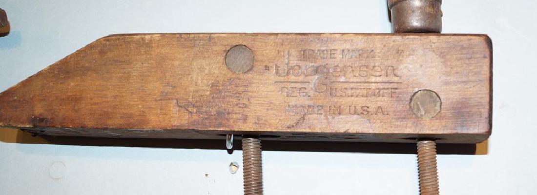 Wood Carpenter Hardware Vise Clamps - 3