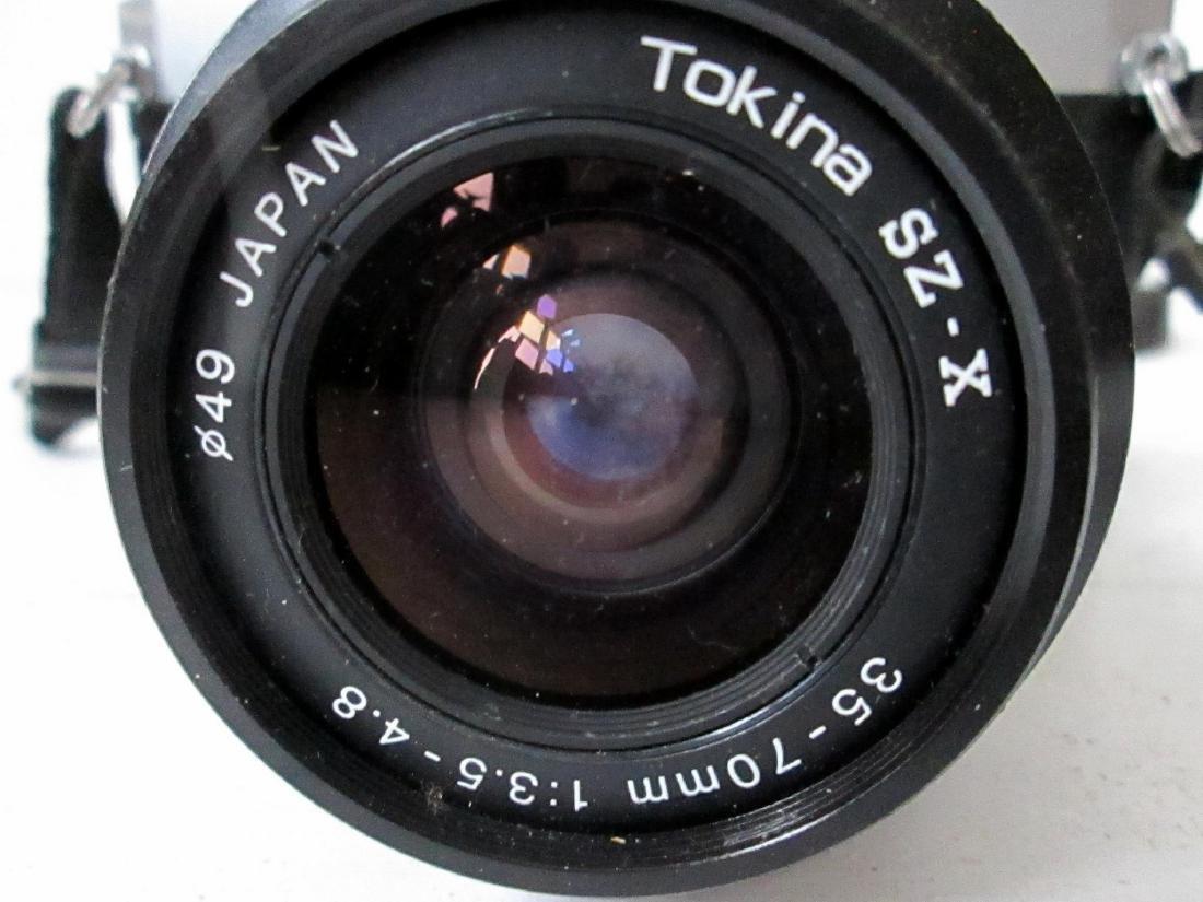 Vintage Pentax K1000 SLR 35mm Camera - 3