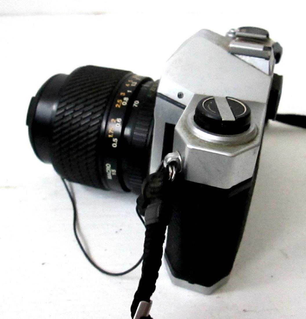 Vintage Pentax K1000 SLR 35mm Camera - 5