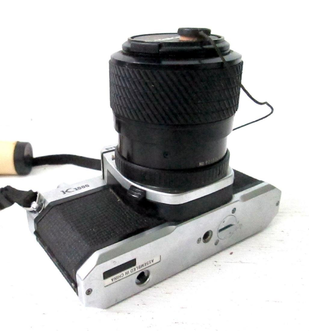 Vintage Pentax K1000 SLR 35mm Camera - 6