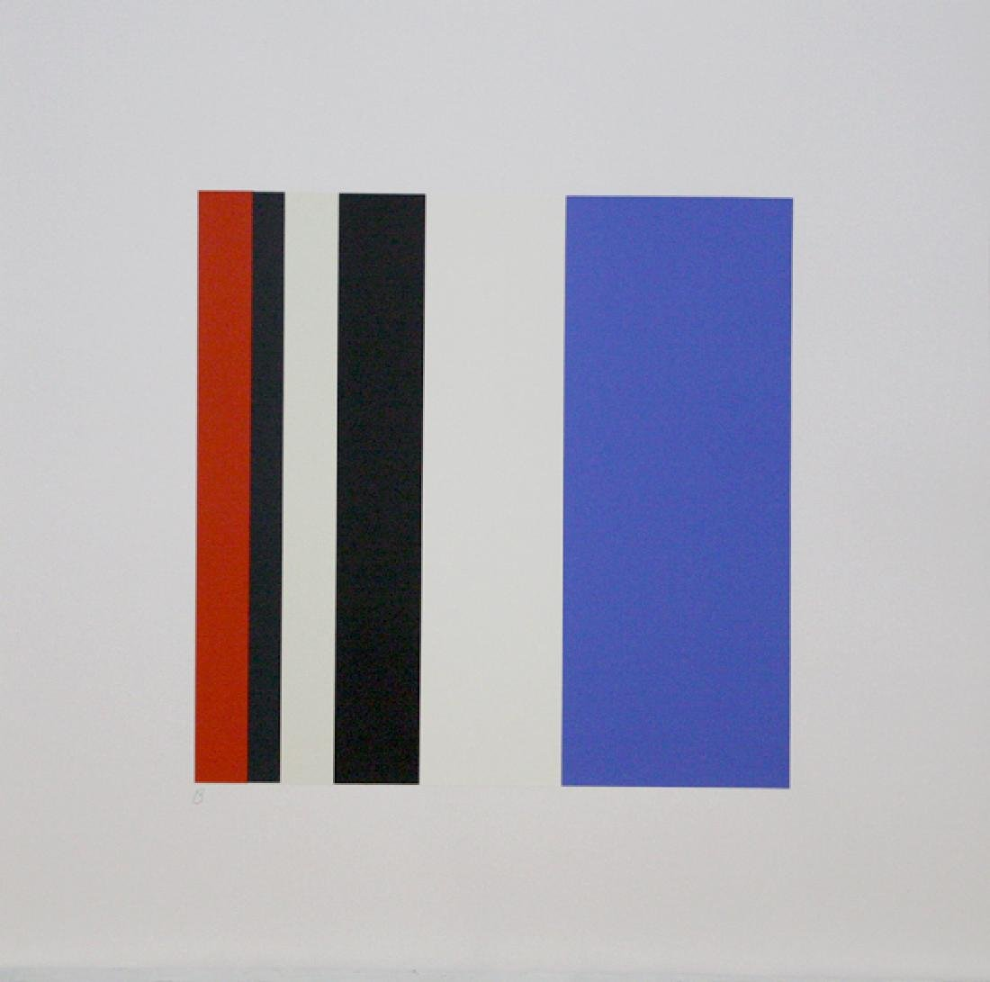 Three Untitled Lithographs by Jo Niemeyer - 2