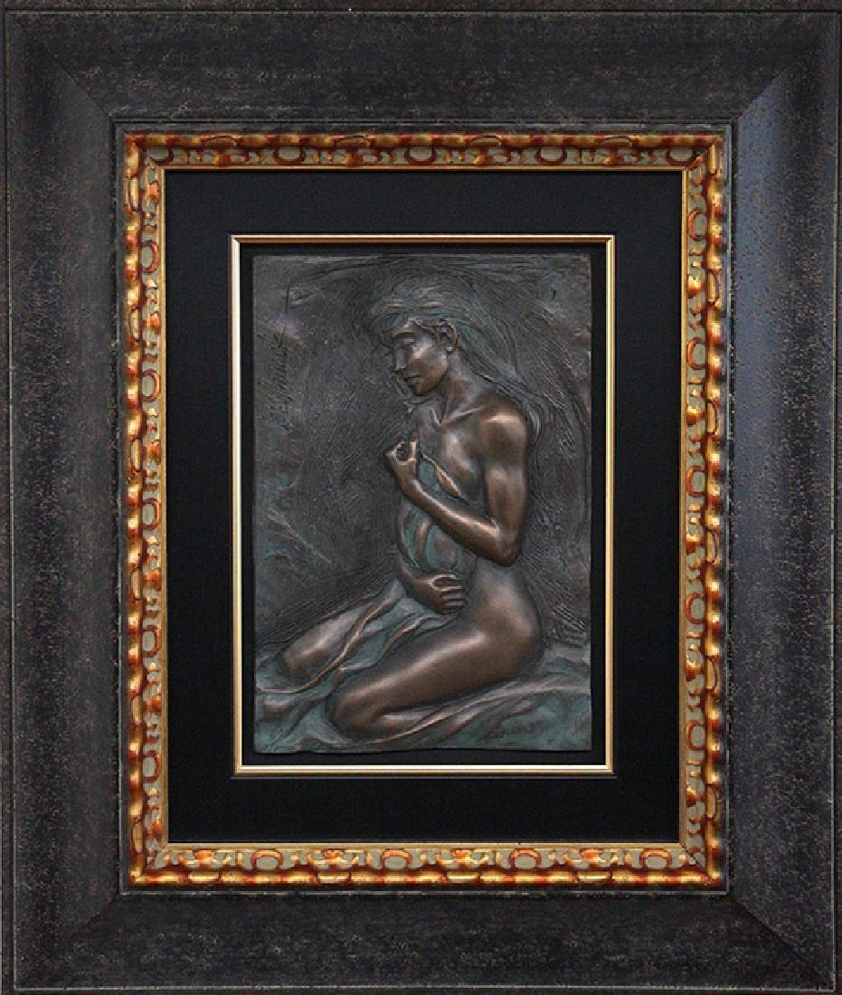 Figure of a Woman by Bill Mack