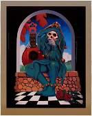 Stanley Mouse Grateful Dead art Print