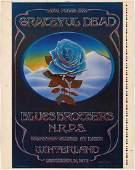 Rare AOR 438 Grateful Dead Poster