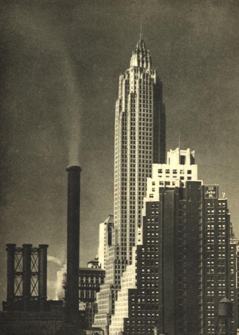 EDWARD ALENIUS - Skyscraper