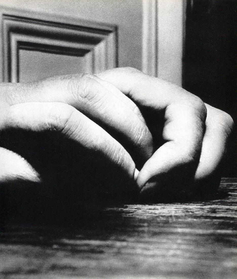 BILL BRANDT - Nude Perspective, Hands