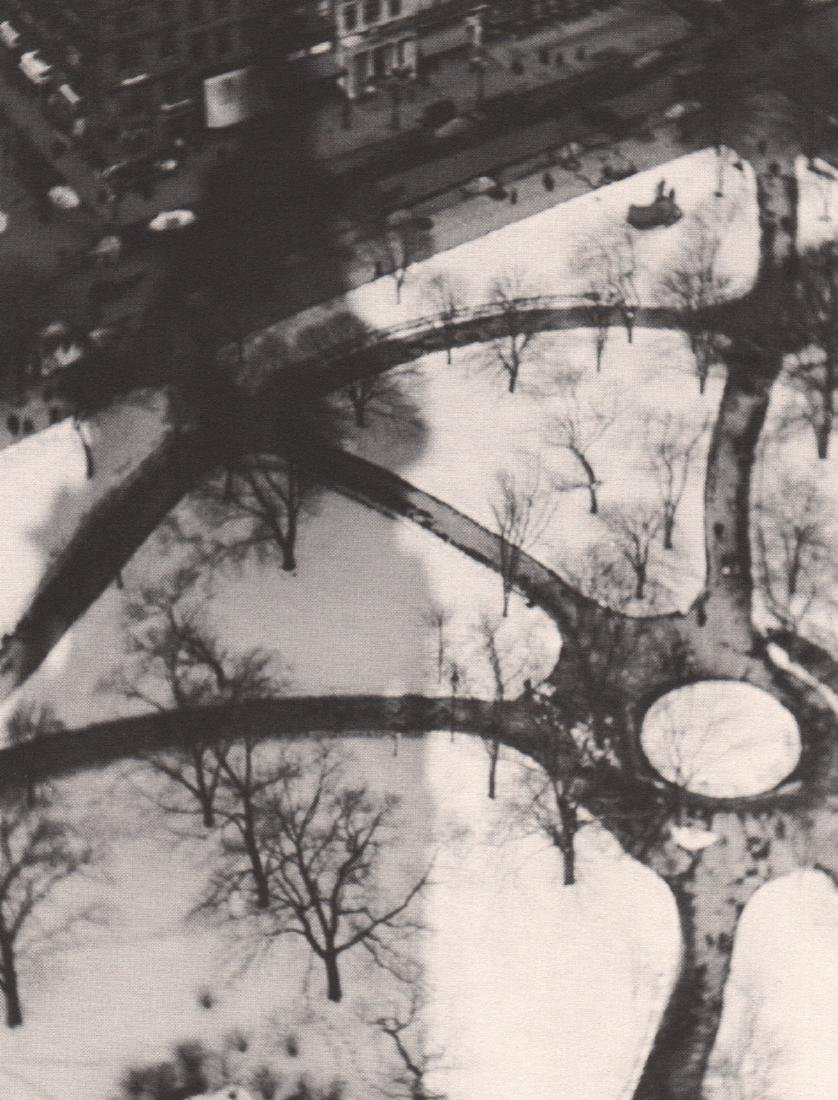ALVIN LANGDON COBURN - The Octopus, New York