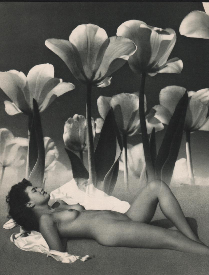 ANDRE DE DIENES -  Surrealist Nude