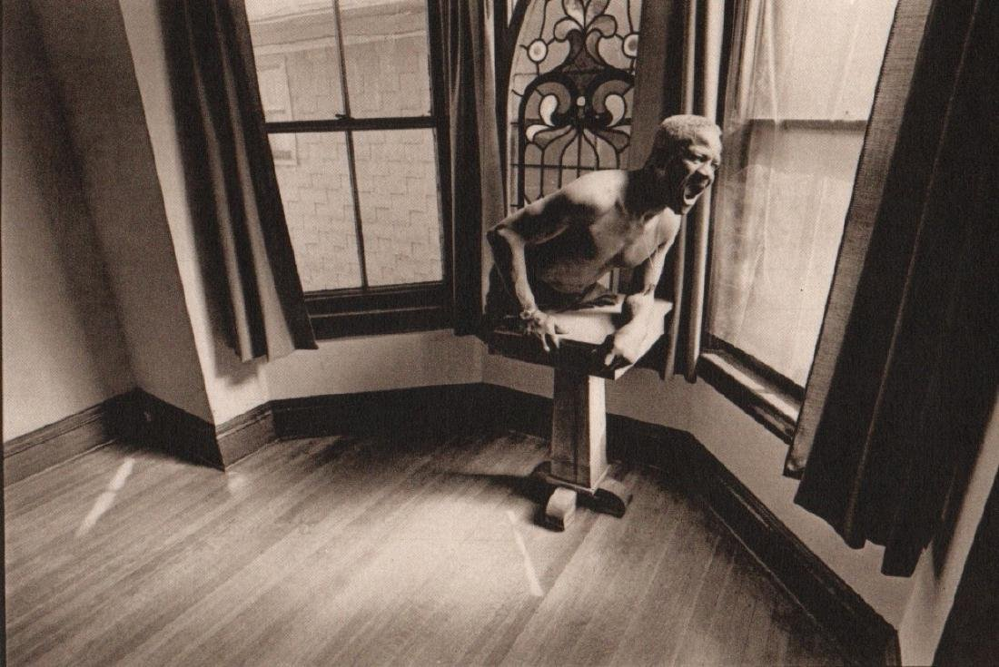 LESLIE KRIMS - The Pulpit