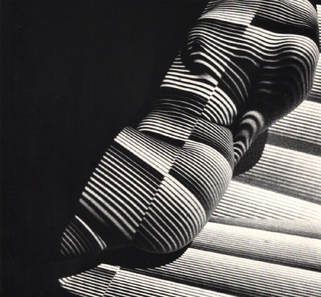 NORIAKI YOKOSUKA - Nude with Stripes