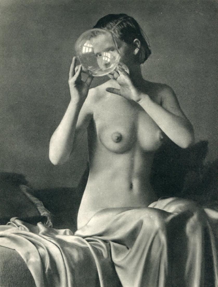 ALOIS ZYCH - Jeune Fille