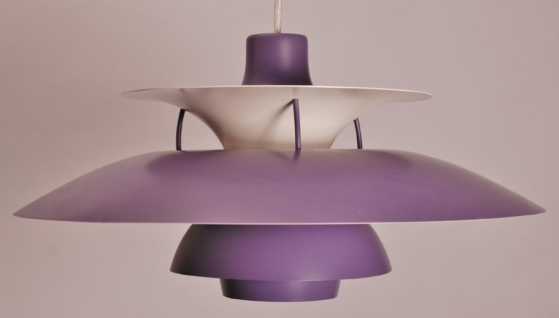 Poul Henningson Louis Poulsen PH5 Pendant Lamp, 1980s