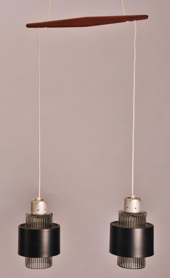 Danish Hanging Lamp, 1960s