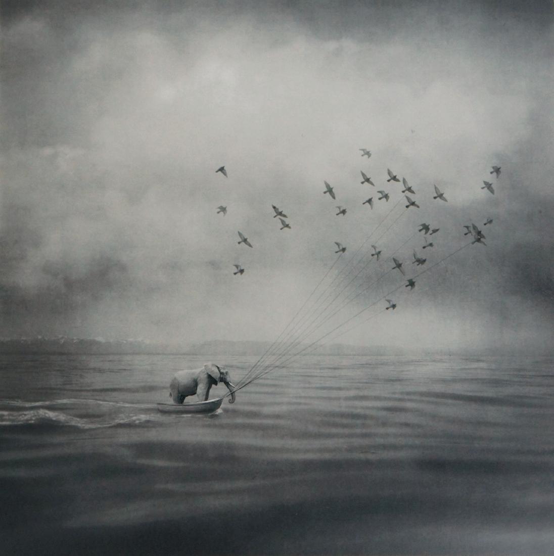 Serenity Beatified Print Making Waves