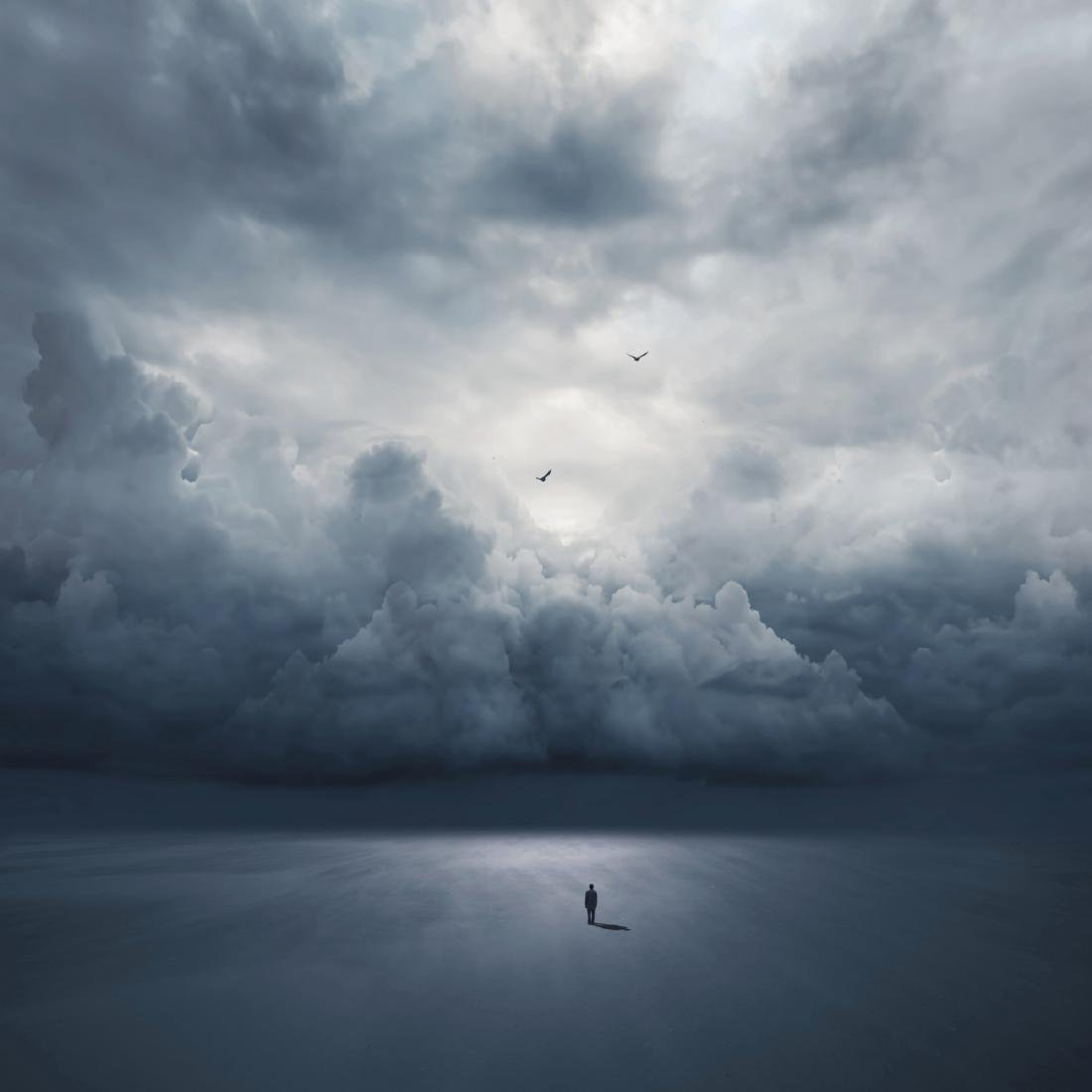 Philip Mckay Print Without You
