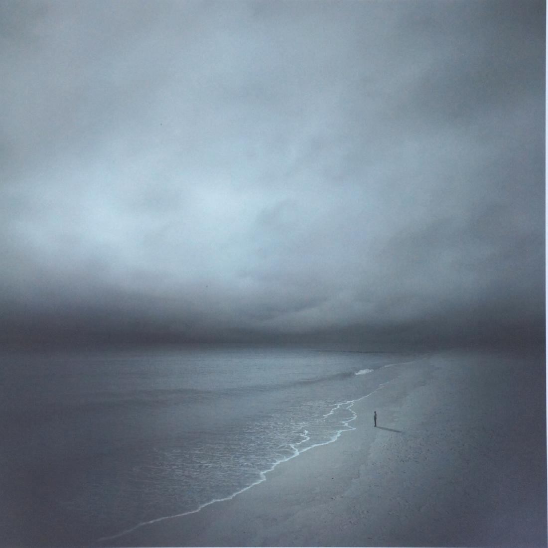 Philip Mckay Print Staring at the Sea
