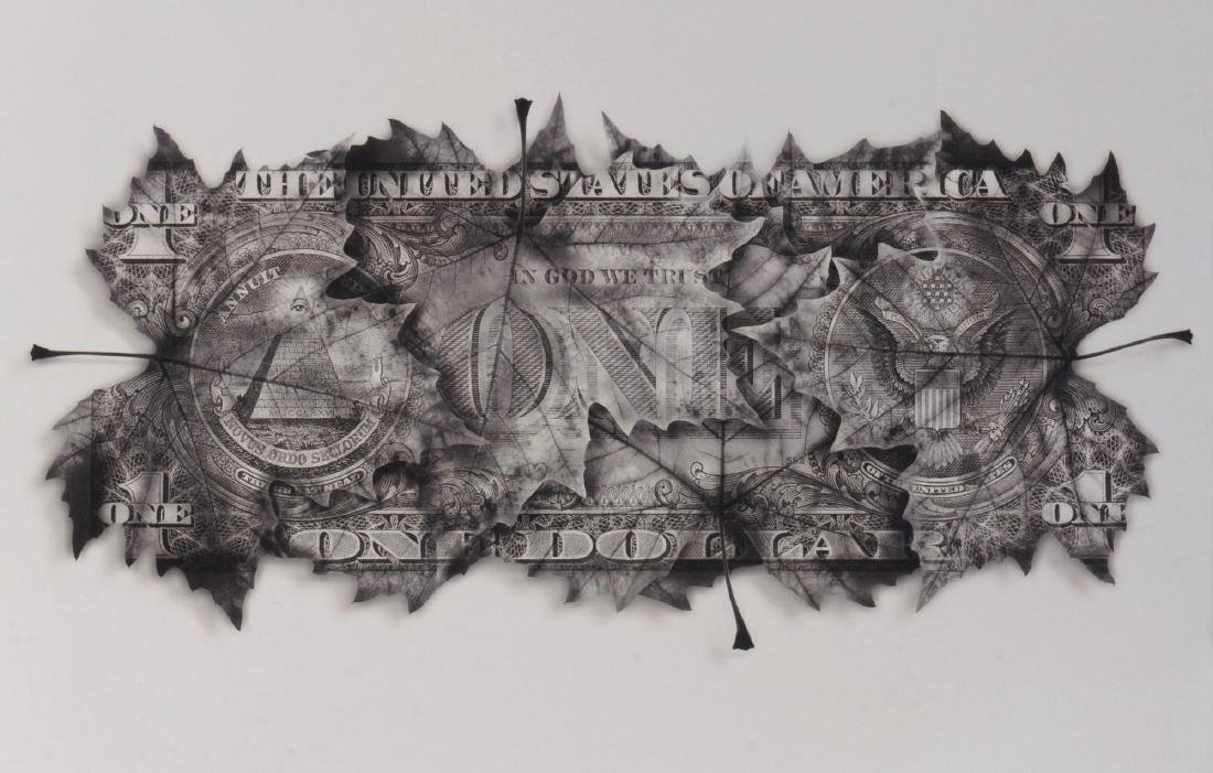 Dominic Rouse Print In God We Trust