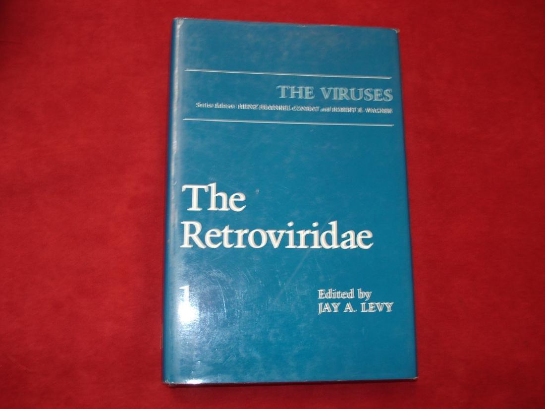 The Retroviridae Volume 1 The Viruses Levy, Jay A (ed)
