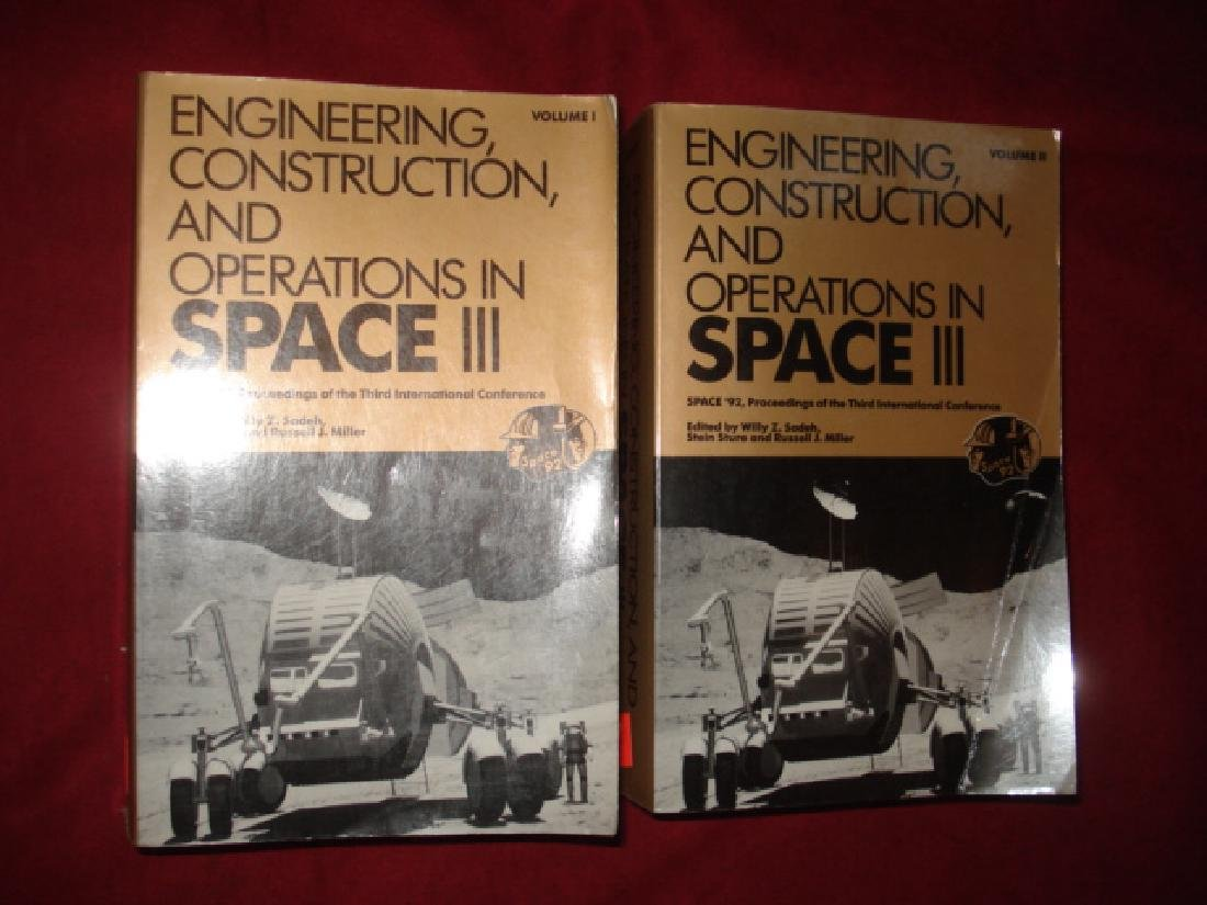 Engineering, Construction, & Operations in Space III