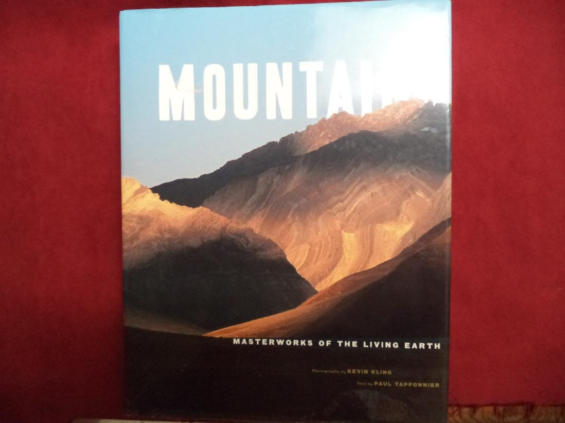 Mountains Masterworks of Living Planet Tapponnier, Paul