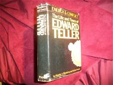 Energy  Conflict Signed by Edward Teller Life  Times