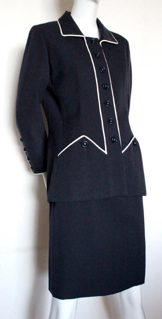 Pierre Balmain By Oscar de la Renta Haute Couture