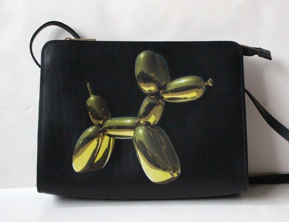 Jeff Koon X H&M Limited Edition Balloon Dog Bag, 2014