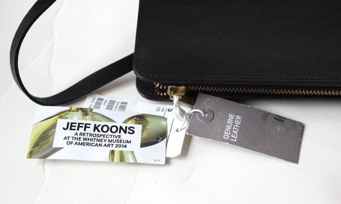 Jeff Koon X H&M Limited Edition Balloon Dog Bag, 2014 - 3