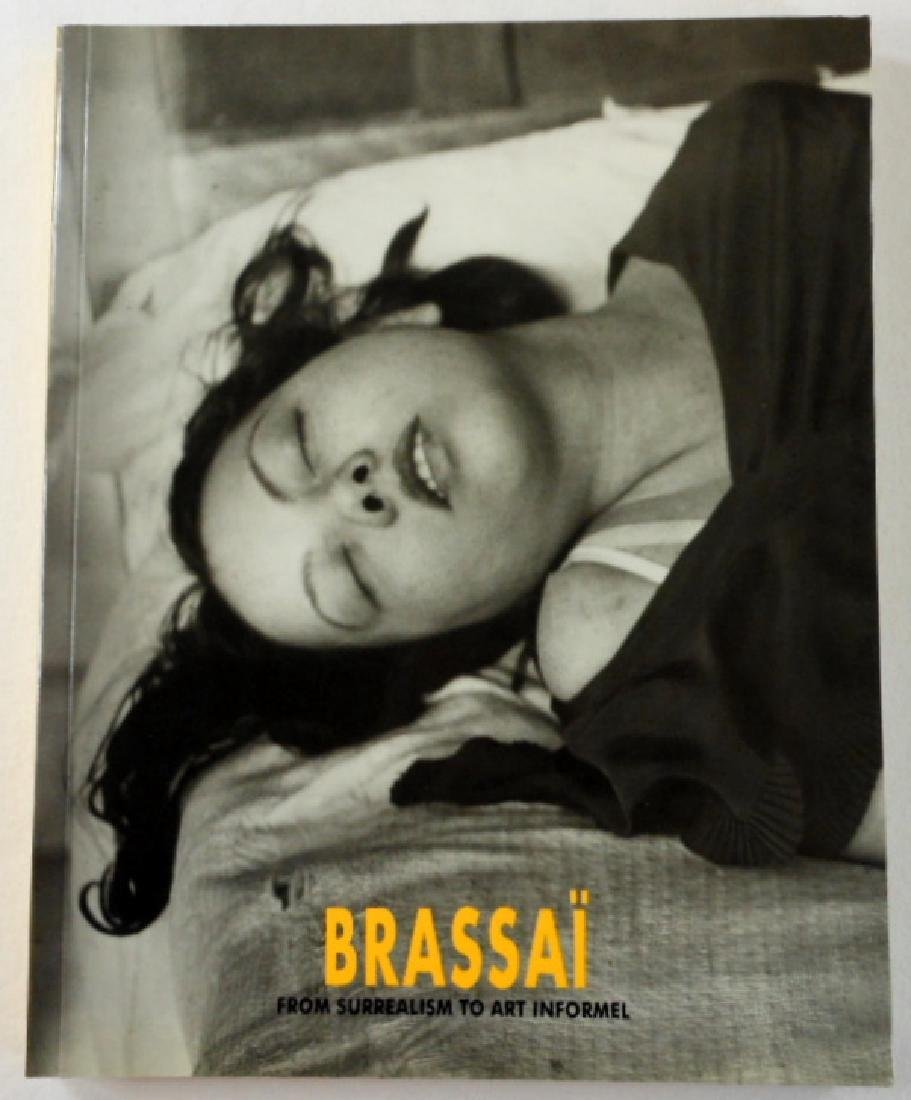 Brassai: From Surrealism to Art Informel