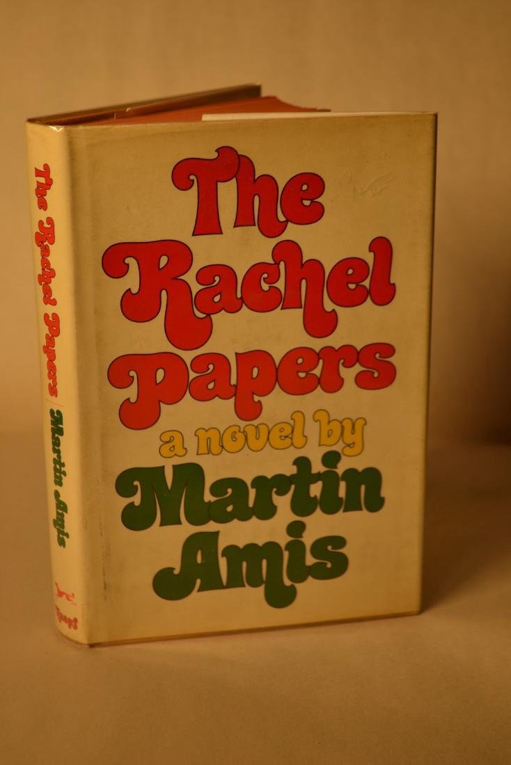 The Rachel Papers Amis, Martin