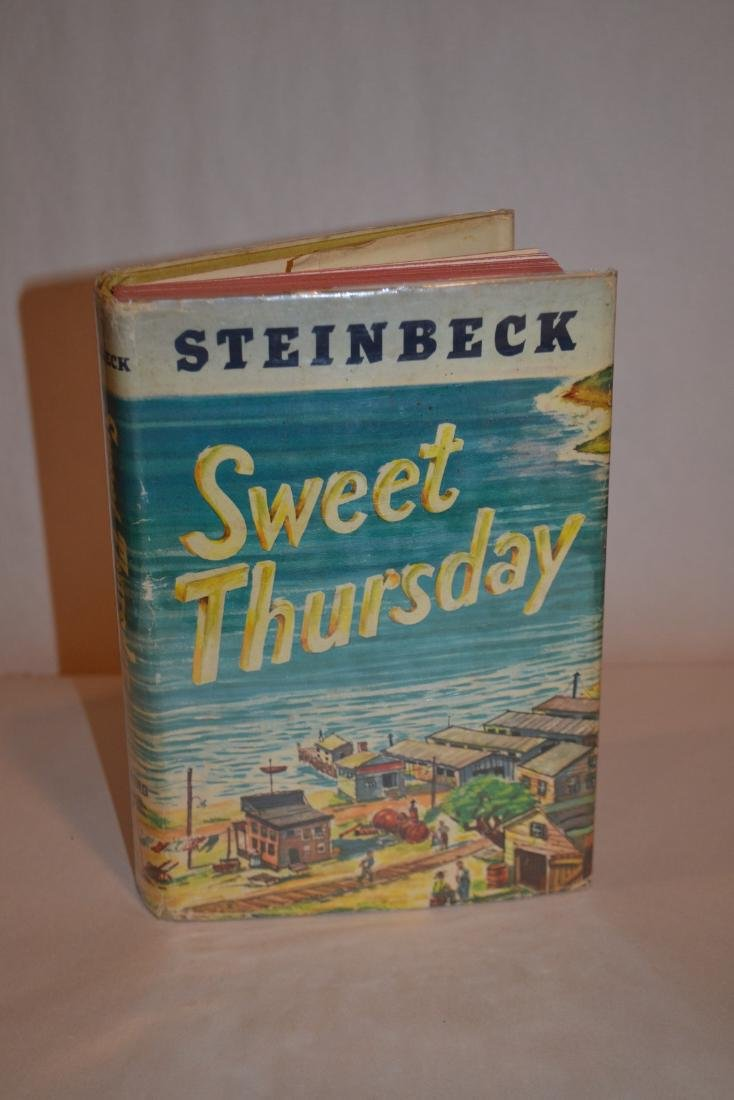 Sweet Thursday Steinbeck, John