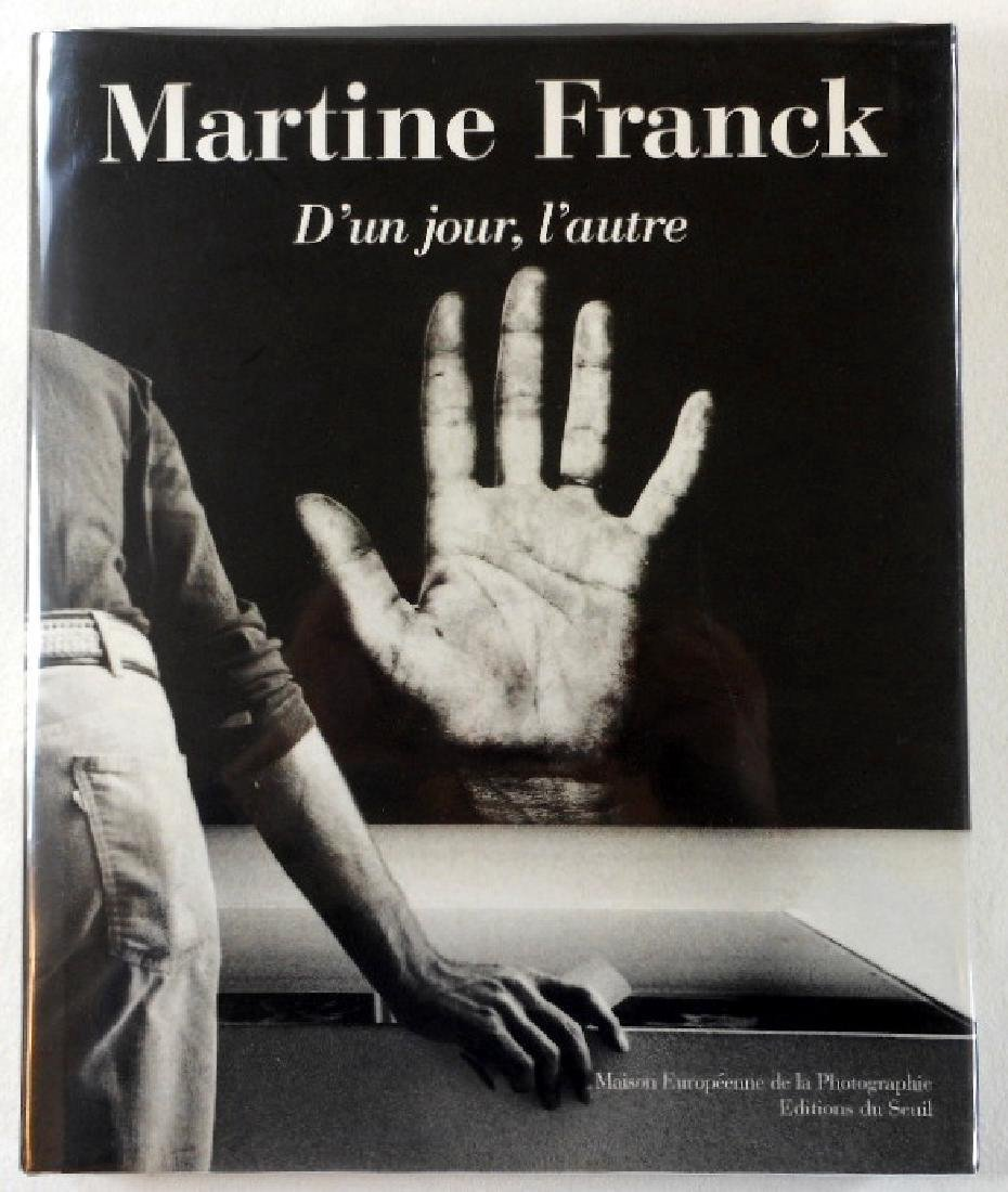 Franck, Martine Berger John Maison European Photography