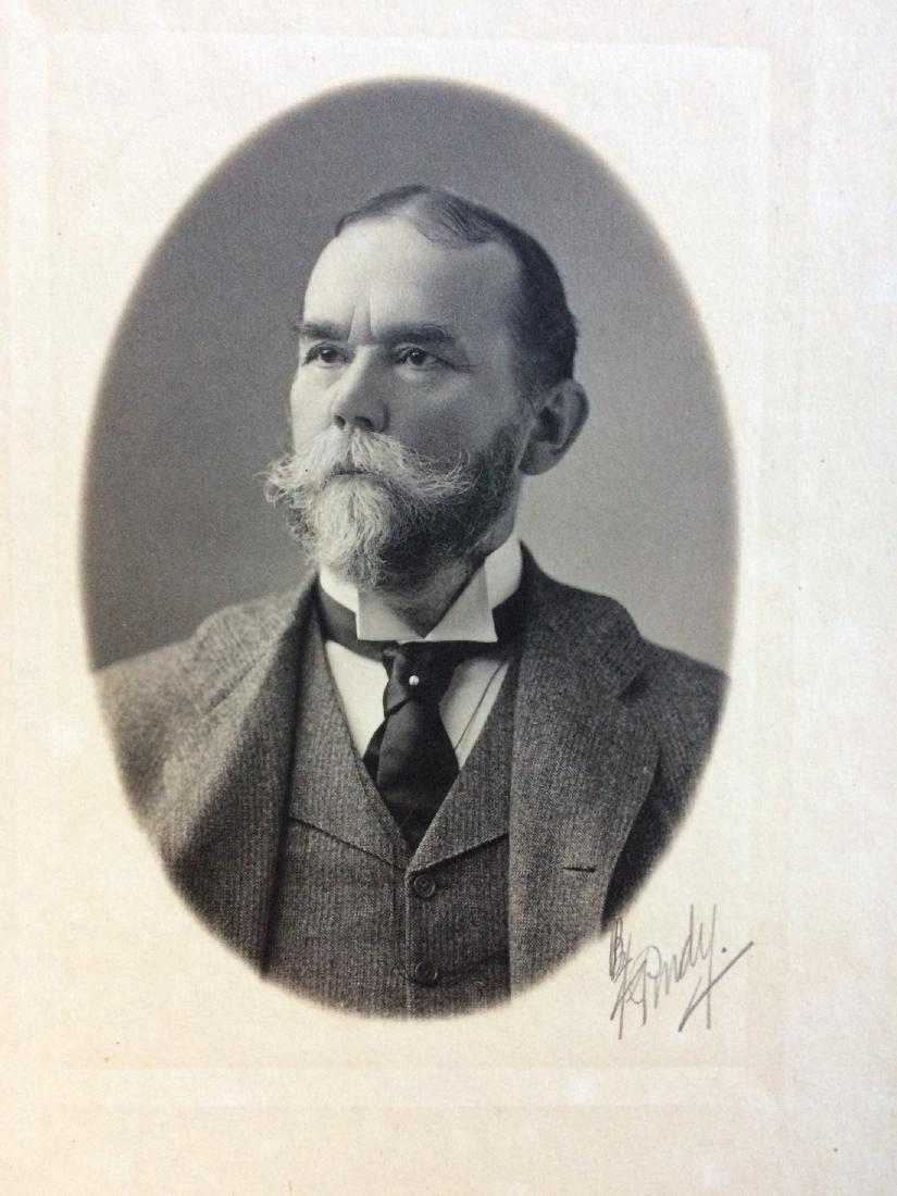 Siver Bromide Photograph of Secretary John Hay - 3