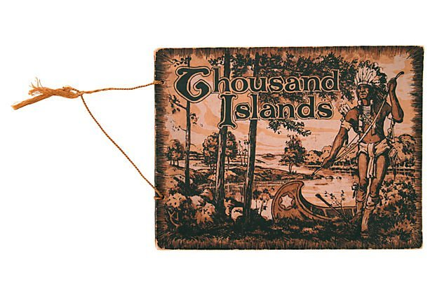 Thousand Island Booklet
