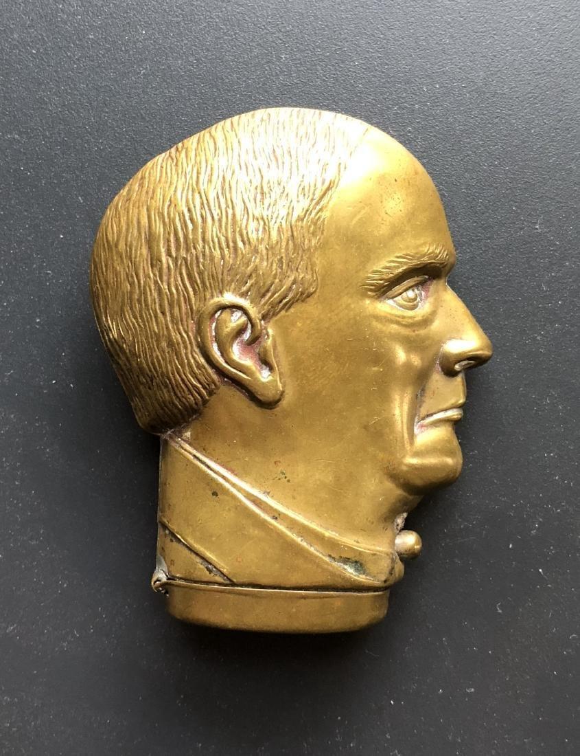 William McKinley 1896 Campaign Match Safe