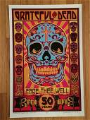 DAVID BYRD - Grateful Dead Fare Thee Well 50th - Signed