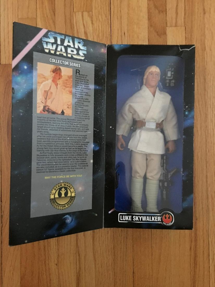 Star Wars 1996 Collector Series Luke Skywalker