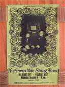 THE INCREDIBLE STRING BAND at FILLMORE WEST
